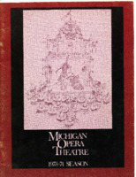 [Program] Michigan Opera Theatre: 1973-1974 Season