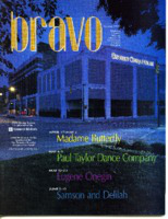 [Program] Bravo: Michigan Opera Theatre, Spring 1999