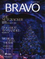 [Program] Bravo: Michigan Opera Theatre, Fall-Winter 2016