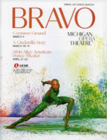 [Program] Bravo: Michigan Opera Theatre, Spring 2017 Dance Season