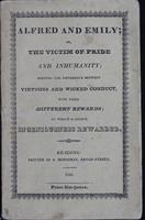 The victim of pride and inhumanity