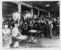 Cadillac Motor Car Company Radiator Finishing Department