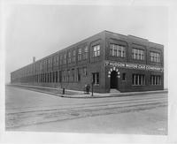 First Hudson Motor Car Company Factory