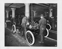 Ford Motor Company Model T Assembly Line
