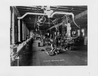 Carter Car Motorcar Company Engine Building Department