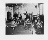 Carter Car Motorcar Motor Testing Department