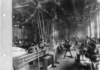 Interior of Kessler-Detroit Motor Car Company Factory
