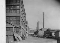 Chalmers Motor Company Factory Exterior Rear View