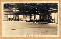 Liberty Motor Car Company Paint Shop Interior