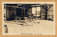 Liberty Motor Car Company Riveting Room Interior