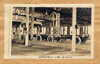 Liberty Motor Car Company Assembly Line