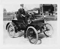 1901 Packard Model C with 1900 Model B steering