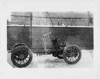 1903 Packard Model K bare chassis