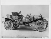 1907 Packard 30 Model U runabout artwork