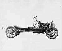 1908 Packard 30 Model UA chassis