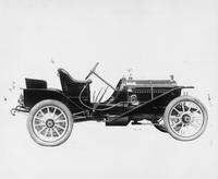 1908 Packard 30 Model UA runabout, right side view