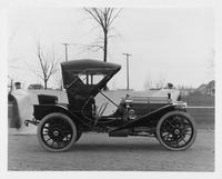 1908 Packard 30 Model UA runabout with buggy top and rumble seat