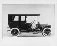 1910 Packard 30 Model UC limousine, right side