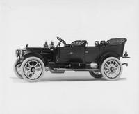 1911 Packard 30 Model UD touring car, left side view