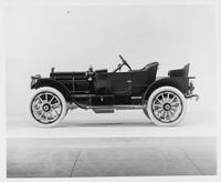 1911 Packard 18 Model NCS runabout, left side view