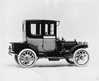 1911 Packard 18 Model NCS coupe, right side view
