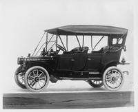 1912 Packard 18 Model NE open car, right side