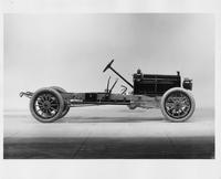 1912 Packard 6 chassis, right side view