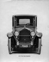 1918-1919 Packard imperial limousine, front view