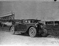 1918-1919 Packard runabout, official pace car at Indianapolis Motor Speedway