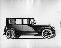 1920 Packard sedan limousine, seven-eights right front view