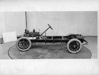 1921-1922 Packard 116 chassis, left side view