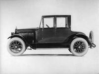 1921-1922 Packard coupe, left side view