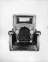 1920-1923 Packard duplex coupe, front view