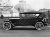 1920-1923 Packard phaeton parked near Belle Isle Conservatory, Detroit,Mich.