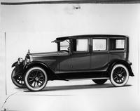 1923 Packard sedan, seven-eights left front view