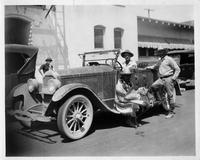 1924 Packard touring car in Arizona