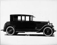 1924 Packard coupe, right side view