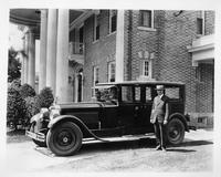 1925-1926 Packard sedan limousine with owner Governor John H. Trumbull of Connecticut