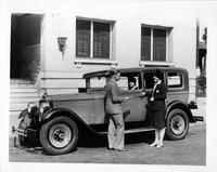 1928 Packard sedan delivered to new owner