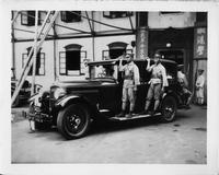 1928 Packard, special armored car for Chiang Kai-Shek, president of China