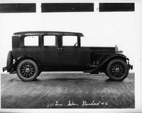 1929 Packard sedan limousine, left side view