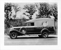 1931 Packard special panel delivery for Goldman Baking Co.