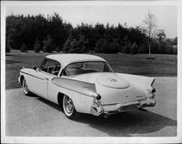 1958 Packard hawk, three-quarter rear view