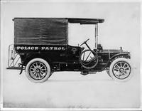 1908 Packard truck, right side view