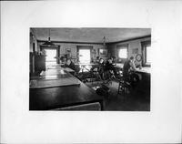 Packard drafting room, 1901