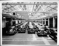 Several finished 1935 Packard one-twenties