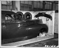 1946-47 Packard semi-assembly kit ready for shipping