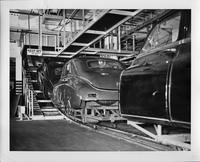 1948-49 Packard bodies on line going up to second floor