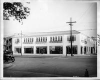 Packard dealership, New Orleans, La., 1930