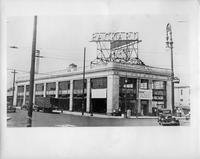 Packard dealership, Bronx, N.Y., 1934